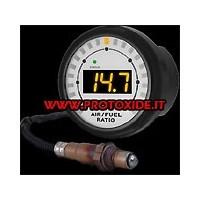 Luftbrændstofcarburering
