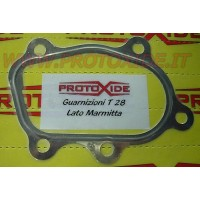 Reinforced Turbo, Downpipe and Wastegate gaskets