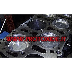 Head gaskets mounting rings