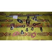 Tubos de aceite y accesorios para turbocompresores