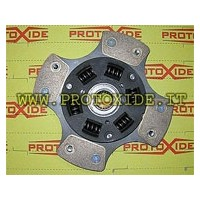 Reinforced clutch plates