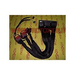Control unit connectors and control unit cabling