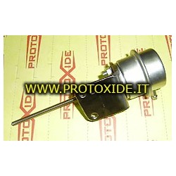 Internal wastegate