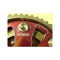 Pulegge registrabili motore e pulegge compressori