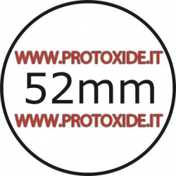 52mm Round Instruments