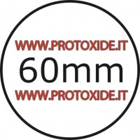 60 мм кръгли инструменти