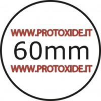 60mm Runde Instruments