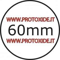 60mm Strumenti rotondi