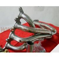 Emişli motorlar için çelik manifoldlar