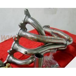 Collettori in acciaio per motori Aspirati