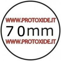 70mm Strumenti Rotondi