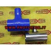 T-ærmer i silikone eller rustfrit stål