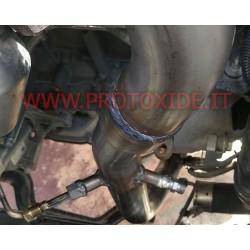 Downpipe per motori TurboDiesel e tubi elimina FAP