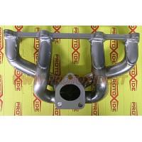Turbodiesel motorlar için çelik manifoldlar