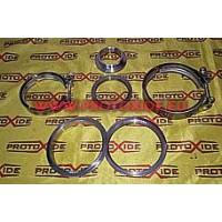 Pinces i anells V-Band